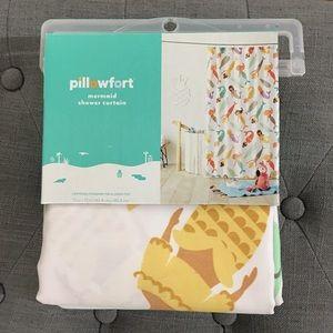 Other - Pillowfort Mermaid Shower Curtain